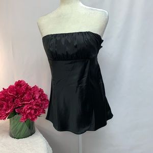 Ann Taylor Strapless Top with Built in Bra